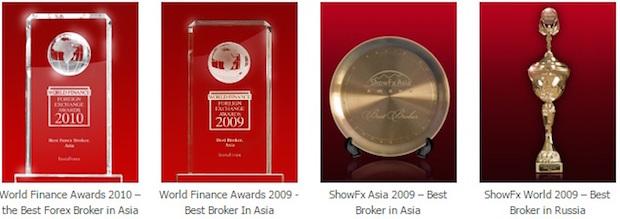 ProIfx Penghargaan