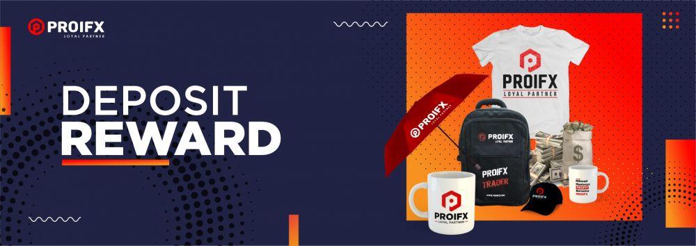 ProIfx Deposit Reward