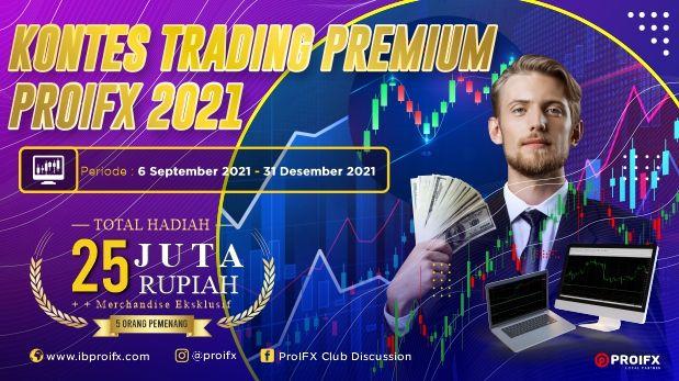 Kontes Trading Akhir Tahun