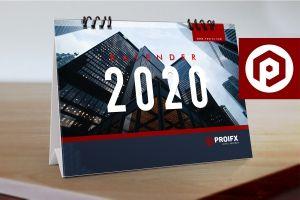Free Calendar 2020