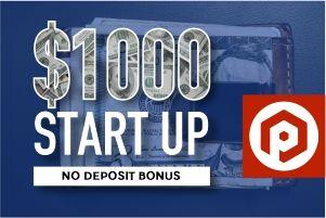 Start Up Bonus $1000